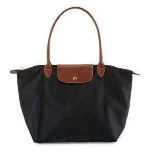 Longchamp LePliage Large Shoulder Tote Bag